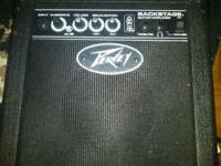 Peavey Backstage Guitar amp 26 Watts, used, nice