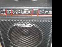 Peavey 115 Combo Amp text  put bass amp in text please