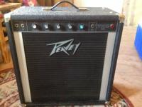 PEAVEY TKO 80- Bass Amp in excellent condition