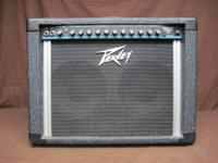 We have a Peavey Chorus 208 guitar amp for sale. Rated