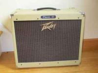 Peavey Classic 30 Tweed combo amp in like new