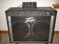 I Have a Peavey Classic Chorus 130 combo guitar amp.