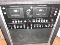 Peavey Duel Cassette Digital Performance System, this