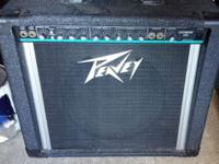Peavey Express 112 - 65 Watts, hard case, made in the