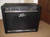 Peavey Express 112 Guitar Amp Sheffield Equipped Used-