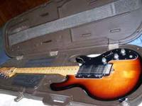 Peavey T-27 electric guitar. Beautiful guitar bought in