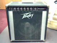 I have 2 peavey for sale The first is a Peavey Pacer