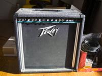 I'm going to miss this Peavey. But I'm almost as old as