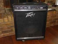 Peavey Keyboard/Acoustic amplifier 100 watts of Power
