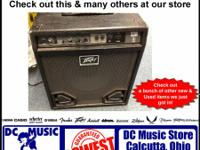 Made use of amp at fantastic cost savings from DC Music