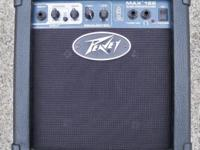 Works Perfect Bass practice amp Overview The MAX 126