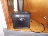 I have a Peavey Bass practice Amp. I am looking to get