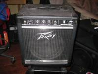 Great little practice amp, works perfectly. Call or