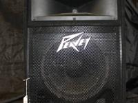For sale is a single Peavey PA speaker.  Although the