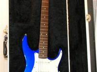 This listing is for a Blue Peavey Predator from the