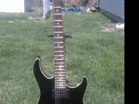 I have a black Peavey Predator Plus EXP that has been