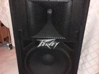 Peavey PV115. In fantastic working made use of problem.