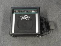 Peavey Solo Portable PA Speaker System - very good