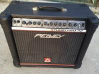"This guitar amplifier is the ""Peavey Studio Pro 112 -"