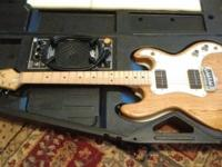 80's Peavey T-15 made in the USA. Guitar has had recent