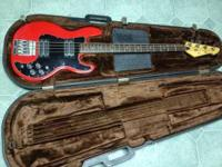 This Peavey T-40 bass is in the most rare and most