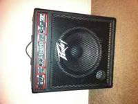 PEAVEY TKO'S 115 BASS AMP $230 LIKE NEW CONDITION &