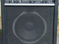 "Top TNT model,160 watts, 15"" Sheffield speaker, hi and"