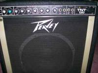 This top of the line Bass Amp is in perfect working