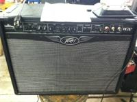 Peavey 100 watt all tube Valve King 212 Combo amp with