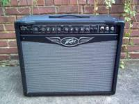 Up for sale is a Peavey Valve King 112 Combo Amp in