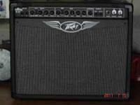 "peavey valveking for sale with 1 12"" eminence texas"