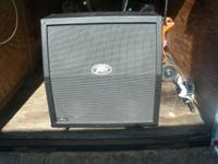 THIS LISTING IS FOR A PEAVEY VALVEKING SPEAKER...CALL