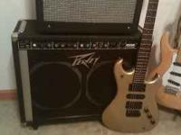 I will trade also. Guitars and amps. $ 300.00 for the