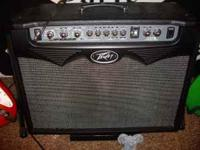 HERES A PEAVEY VYPER MODELING AMP WITH TONS OF EFFECTS