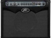 For sale is a used Peavey Vypyr 75 w/ Sanpera I pedal