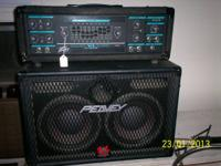 $400  .. Head and cabinet.........Peavey Mark Vi