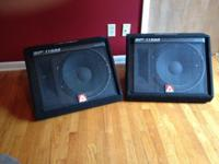 Peavy SP 115 Monitor/ Speakers Pair. Great condition,
