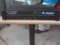 PEAVY 260 POWER AMP $300 CALL  OR EMAIL Location: VA