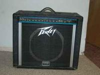 peavy bandit 112 scorpion amp. works perfectly. contact
