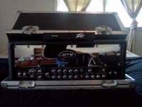 Peavy 120watt JSX signature 3channel amp head with