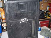 I have for sale a very nice used Peavey International