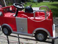 Hi.....I am selling the world's cutest PEDAL CAR !!! It