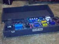 For sale is my new condition Pedal Pad MPS XL powered