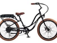 PEDEGO IS THE TOP BRAND IN ELECTRIC BIKES. AND ELECTRIC