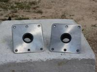 These deck plates come in 1 3/4 inch, and 2 1/4 inch