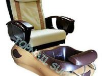 *** LEADING NAIL SUPPLY ***. New pedicure chair with