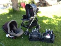 Prima Viaggio carseat in good condition. No car