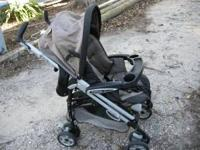 I am selling a really nice Italian Made Peg Perego