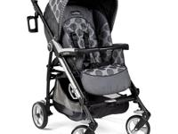 Joining two perfect worlds, the Peg Perego Pliko Four
