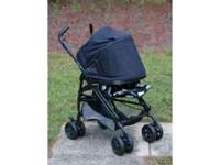 Stroller is in excellent condition. No rips, tears,